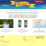 Merlo's Fine Foods Website